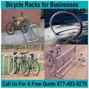 Bicycle Racks For Businesses For Sale In Austin, San Antonio & Waco Texas